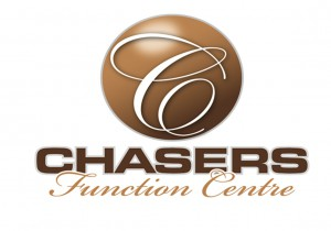 Chasers Function Centre Logo