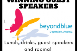 GRAND FINAL EVE LUNCHEON & RACES – UPDATE!