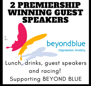 GRAND FINAL EVE LUNCH & RACES event banner
