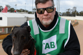 Chaser Wally Milne sets sights on local cup