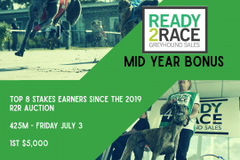 2019 Ready 2 Race Mid Year Bonus Series