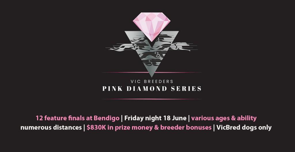 PINK DIAMOND GRAPHIC