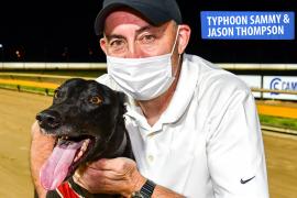 Thompson's huge Typhoon Sammy regret